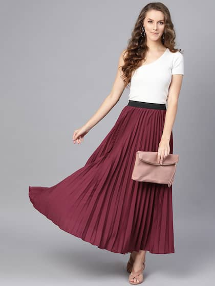 Ladies Short Sleeve Checkered Print Women/'s Crop Top Smart Knee Length Skirt