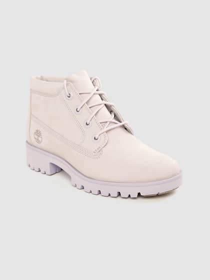 NEW OFF WHITE X Timberland Women '6Inch' Velour Boots