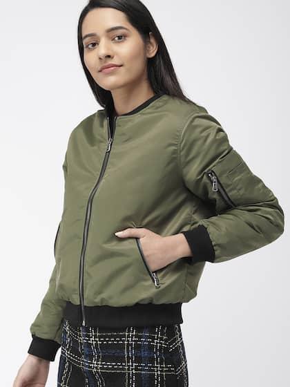 20256e04f FOREVER 21 Jacket - Buy Trendy FOREVER 21 Jackets Online   Myntra