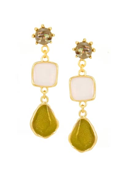 aa3f863d226c3 Earrings - Buy Earring for Women & Girls Online in India | Myntra