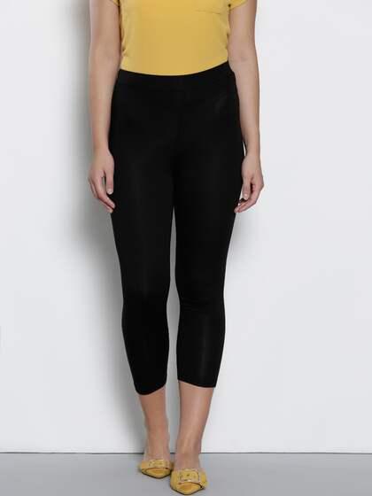 e992cd40 Leggings - Buy Leggings for Women & Girls Online | Myntra