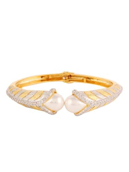 df10d711052e7 Bangles - Buy Bangles for Women & Girls Online in India | Myntra