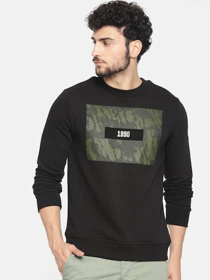 reputable site d1f4d 139a8 Jack & Jones Sweatshirts - Buy Jack & Jones Sweatshirts ...
