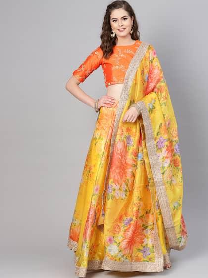Lehengas - Buy Lehenga for Women & Girls Online in India