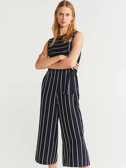 cost charm 100% quality pick up Mango Jumpsuit - Buy Mango Jumpsuit online in India