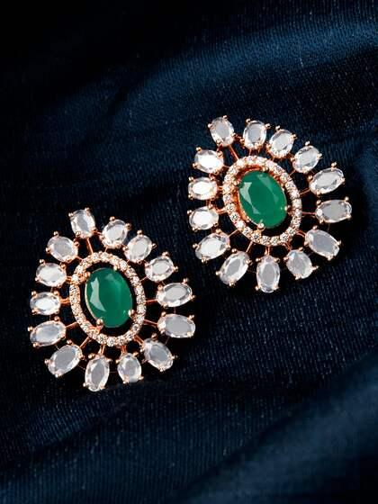 Rubans Earrings - Buy Rubans Earrings online in India