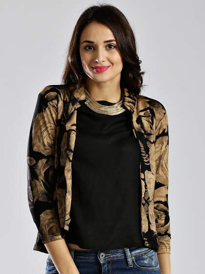75d03b21f6a Jackets for Women - Buy Casual Leather Jackets for Women Online