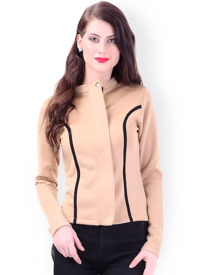 7297f1f2a1 Jackets for Women - Buy Casual Leather Jackets for Women Online