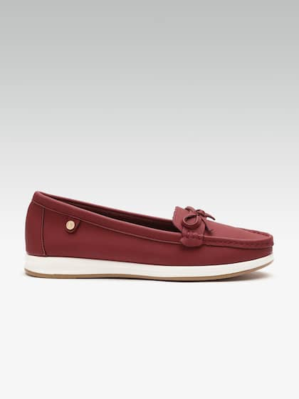 reasonable price running shoes fantastic savings Loafers for Women - Buy Ladies Loafers Online in India | Myntra