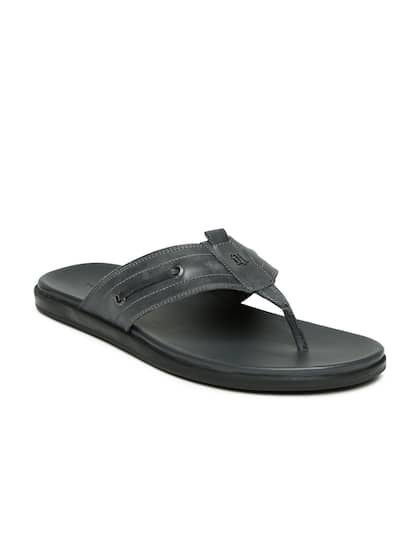 85832da71 Select a size. 10. Tommy Hilfiger Men Grey Leather Sandals