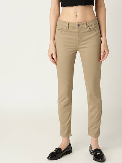 various kinds of fine quality great fit Women's Trousers - Shop Online for Ladies Pants & Trousers ...