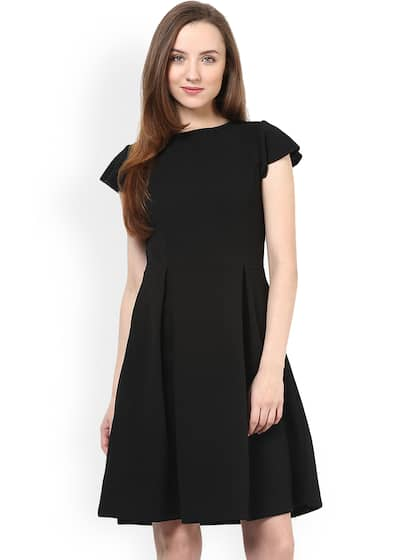 aa4628ee18 Black Dress - Buy Black Dresses For Women in India | Myntra