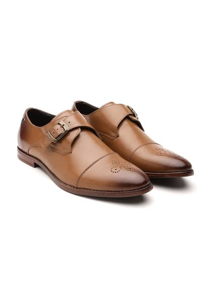 Brown Formal Shoes Buy Brown Formal Shoes Online in India