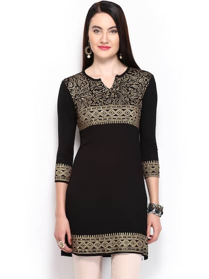 c9836b1b01e1b Short Kurtis - Buy Short Kurti For Women Online in India