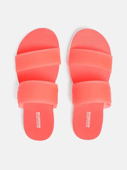 skechers ladies flip flops