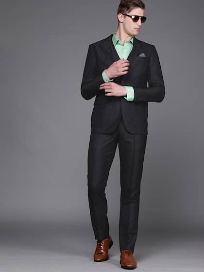 New Fashion Black Blue Tuxedo Jacket Coat Men/'s Suits 38 40 42 44 46 48 In Stock
