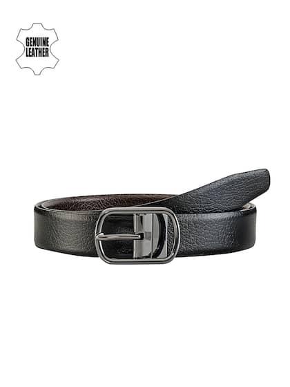 98e9ca4c2 Belt For Men - Buy Men Belts Online in India at Best price | Myntra