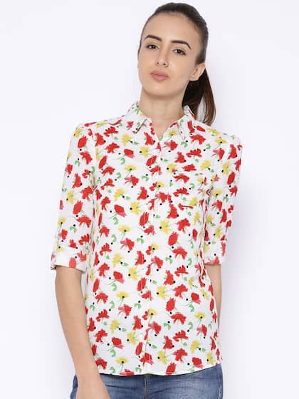 09696b4bdd7c47 Honey By Pantaloons Patiala Nail Polish Shirts - Buy Honey By ...