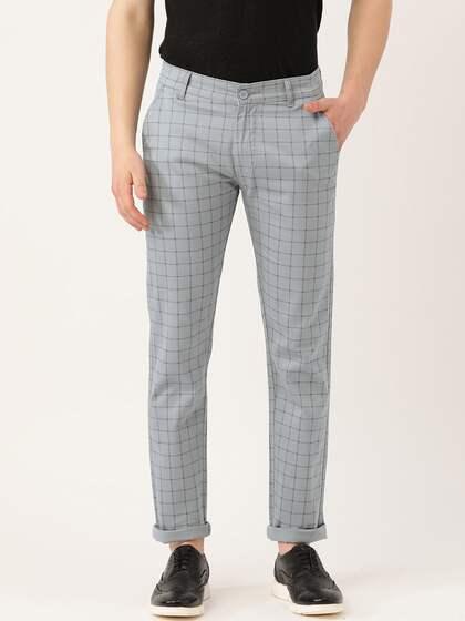 Busy Womens Beige Smart Trousers