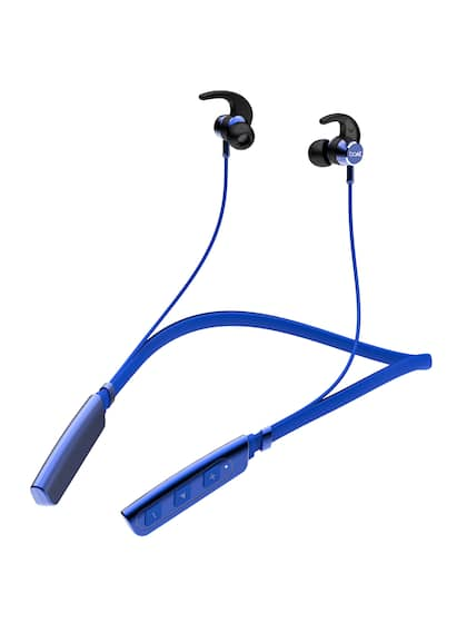 boAt Rockerz 235V2 Blue Wireless Neckband with ASAP Charge Vibration Alert & 8H Play