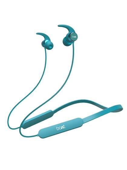boAt Teal Rockerz 255 Pro Wireless Headset