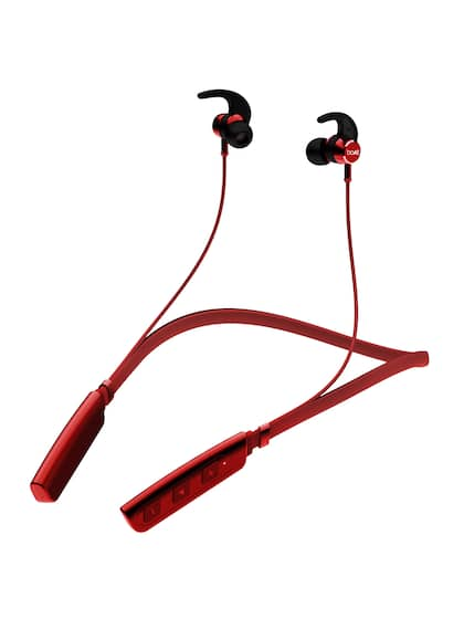 boAt Rockerz 235V2 Red Wireless Neckband with ASAP Charge Vibration Alert & 8H Play