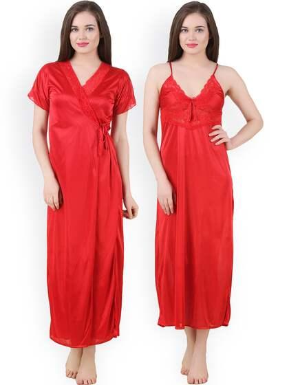 Night Dresses - Buy Night Dress   Nighty for Women   Girls Online 11b3d0186