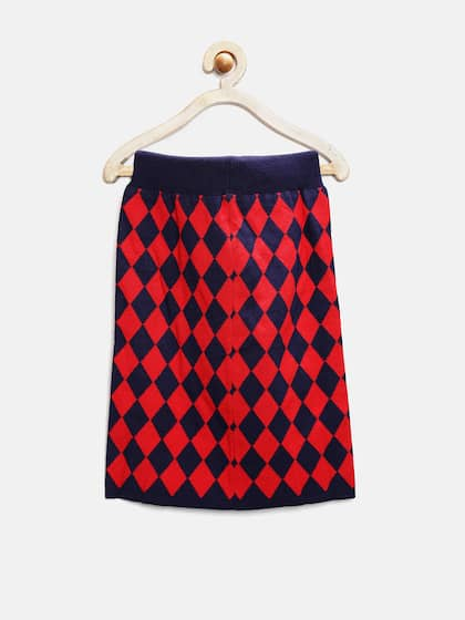 690ffaffc Girls Skirts - Buy Girl Skirt Online in India | Myntra