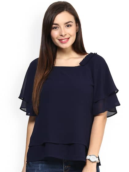 1079b9f63e47a8 Lace Tops - Buy Lace Tops for Women & Girls Online in India | Myntra