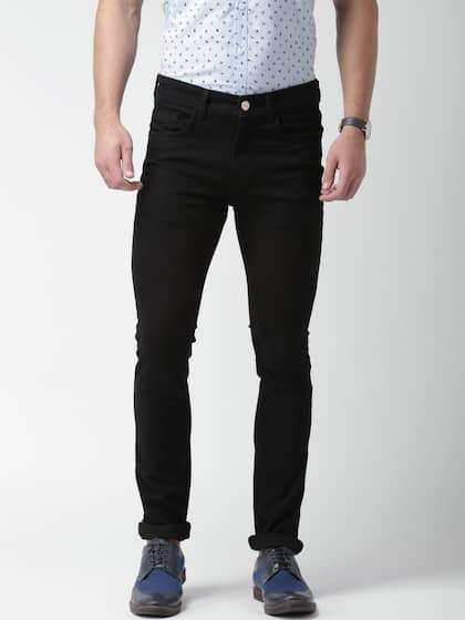8464f56facc17 Black Jeans | Buy Black Jeans Online in India at Best Price