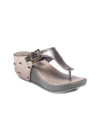 b5e42aec1e9bc Wedges - Buy Wedges for girls & women Online in India | Myntra