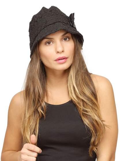 1c1efa6e5d7 Women Black Hat - Buy Women Black Hat online in India