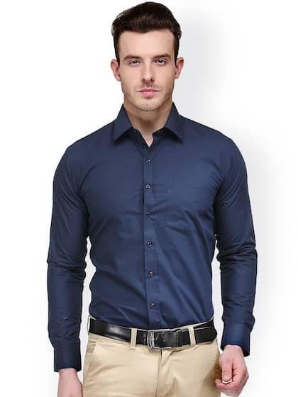 5afe0f017 Formal Shirts for Men - Buy Men s Formal Shirts Online