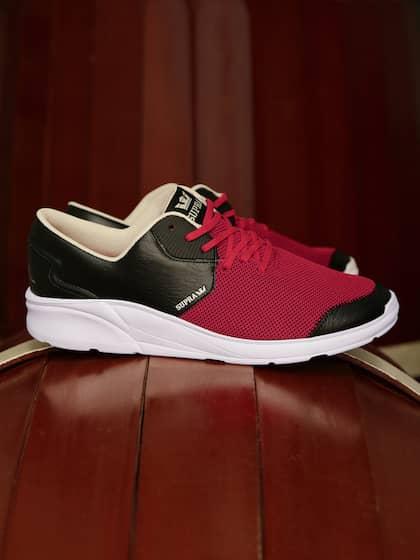 283dfd4cd8ed Supra. Men Leather Sneakers