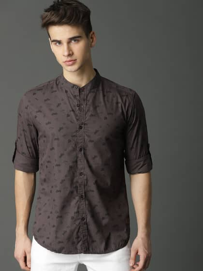 7e086cb82e Printed Shirts - Buy Printed Shirts Online in India