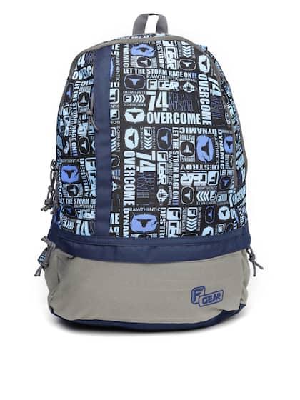 50c9ef0b8b0 Myntra Backpacks : Flat 70-80% OFF On Best Brands backpacks | Adidas ...