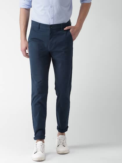 e03937530769a9 Trousers For Men - Buy Mens Trousers Pants Online - Myntra