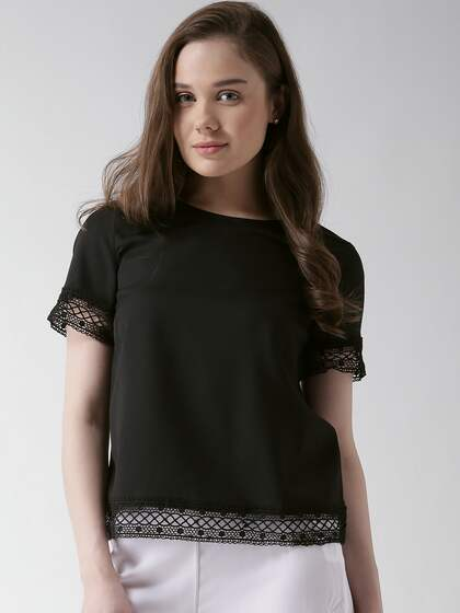 4e3a4016ed93 New Look Tops - Buy New Look Top Online in India