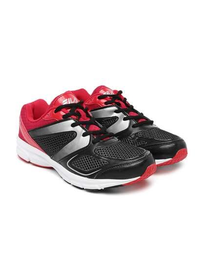 82bbfac3 Fila Shoes - Buy Original Fila Shoes Online in India   Myntra