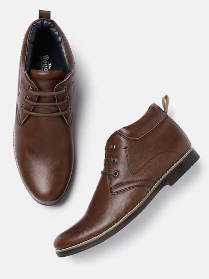 Boots for Men , Buy Men Boots Online , Myntra