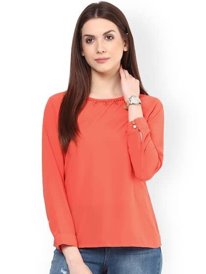 Women Formal Tops - Buy Women Formal Tops online in India cb861958dc
