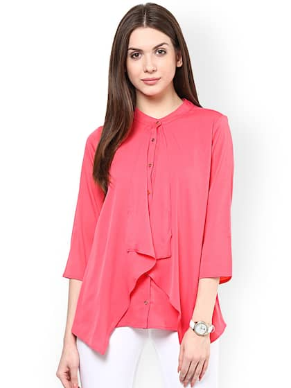 9673f1c302fd3 RARE. Georgette Layered Lightweight Top
