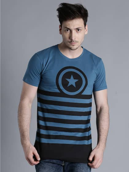 Marvel Clothing - Exclusive Marvel Comics Clothing Store Online - Myntra df9513d14