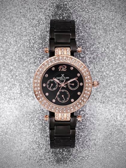 de62765dcd Black Metal Watches - BuyBlack Metal Watches online in India