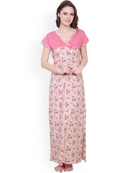 a17d85e2b Night Dresses - Buy Night Dress   Nighty for Women   Girls Online