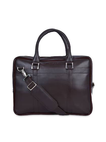 MBOSS Unisex Brown Laptop Bag f98ca53287677