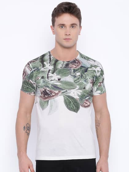 70c105a628 Voi Jeans Tshirts - Buy Voi Jeans Tshirts Online in India