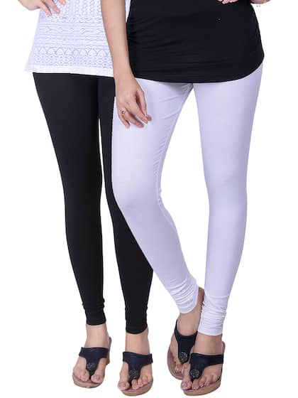 eac04ba6dff2f Lyra Leggings - Buy Lux Lyra Leggings Online in India | Myntra