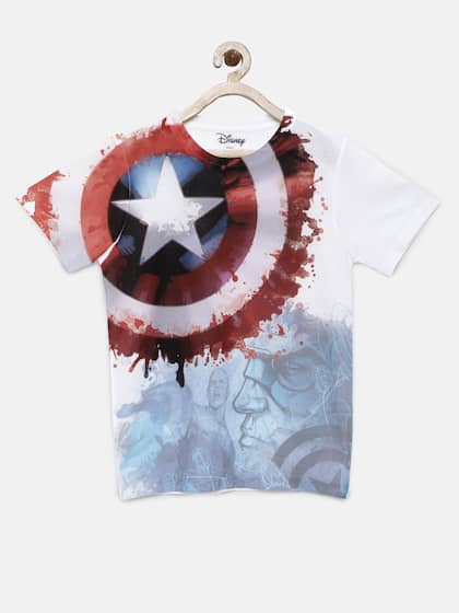 39347ebc Kids T shirts - Buy T shirts for Kids Online in India Myntra