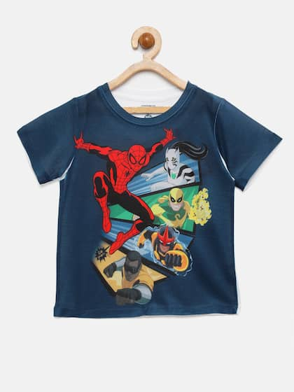 best website a153e 1fe9f Disney T-shirts - Buy Disney T-shirt Online in India   Myntra